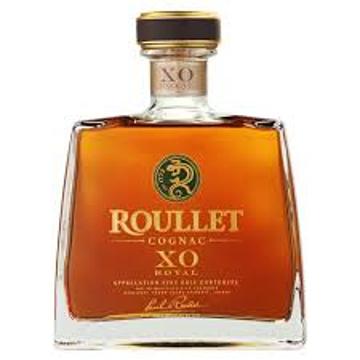 Cognac Roullet XO Royal fins bois