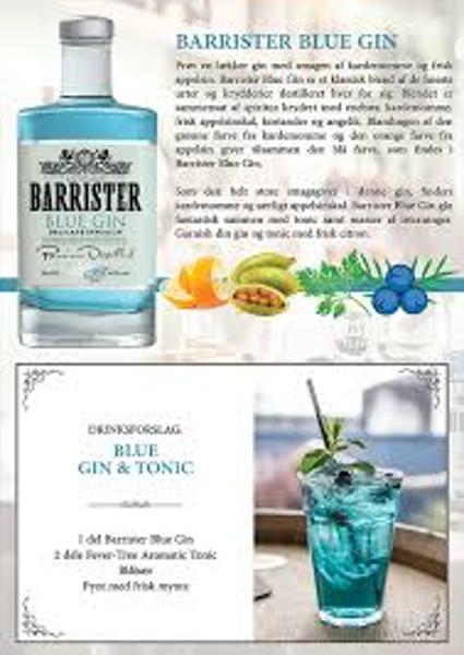 Barrister Blue