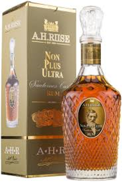 A.H.Riise  Non plus Ultra Sauterne