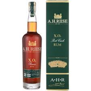 A.H. Riise xo reserve port cask